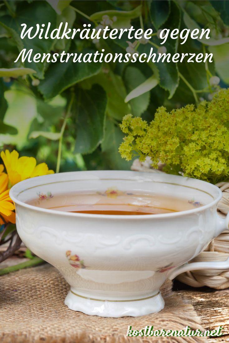 Diese 5 Wildkräuter helfen bei PMS-Beschwerden. Wenn du sie rechtzeitig sammelst, hast du immer eine wirkungsvolle Teemischung parat.
