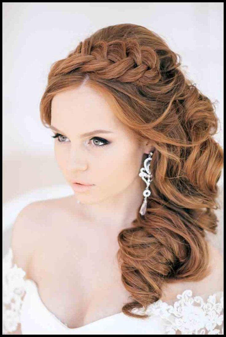 Haare Frisuren Brautfrisuren Seitlich Gesteckt 30 Elegante Brautfrisuren Elegante Frisur Hochzeit Brautfrisuren Lange Haare Geflochtene Frisuren