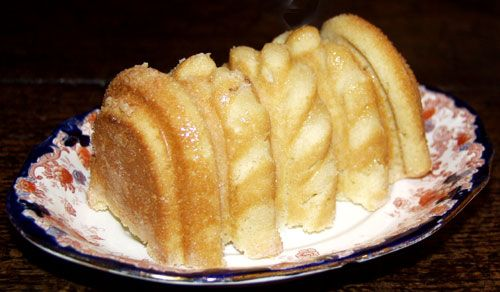 About historic cake moulds - historic cooking and classes