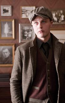 Michael Pitt - Jimmy in Boardwalk Empire