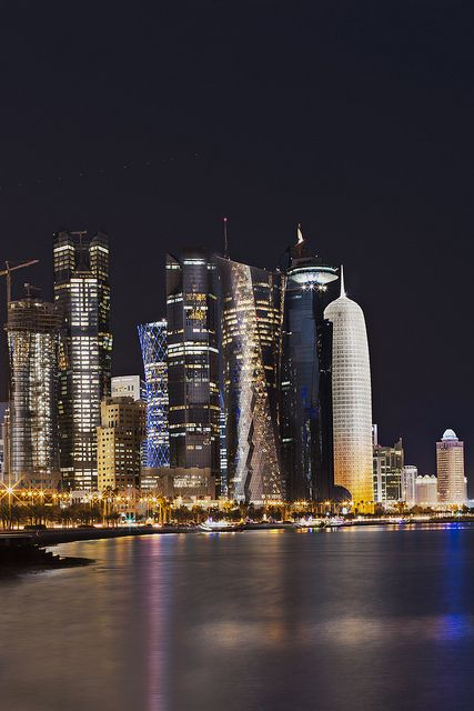 Doha, Qatar by PhotosTakenbyAnthony
