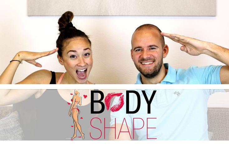 BodyShape - Unser Fitnessprogramm ist ONLINE!