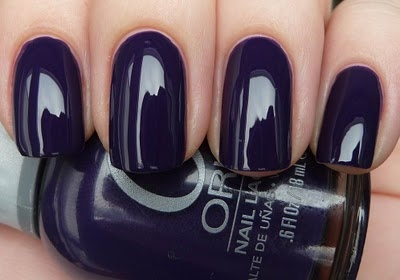 Orly Wild Wisteria (Bloom Collection 2010) Received as RAOK 10-8-2014