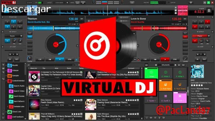 Virtual dj pro v6.1.2 and