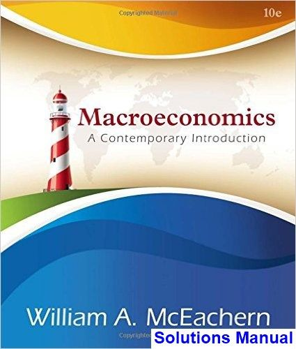 24 best solutions manual download images on pinterest banks macroeconomics a contemporary approach 10th edition mceachern solutions manual test bank solutions manual fandeluxe Gallery