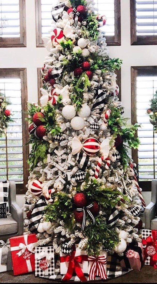 Christmas 2020 Decorating Ideas 35+ Amazing Christmas Tree Decoration Ideas You Must Try In 2020