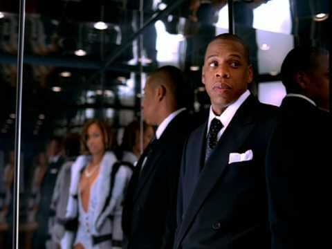 """Jay-Z featuring Pharrell """"Excuse Me, Miss"""" (Act like you don't two step when this one comes on!)"""