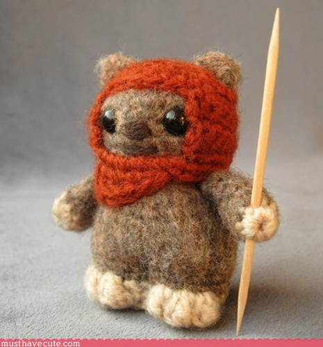 ewok Teddy Bears, Ewok, Stuff, Star Wars, Stars Wars, Amigurumi Pattern, Crochet Stars, Crafts, Starwars