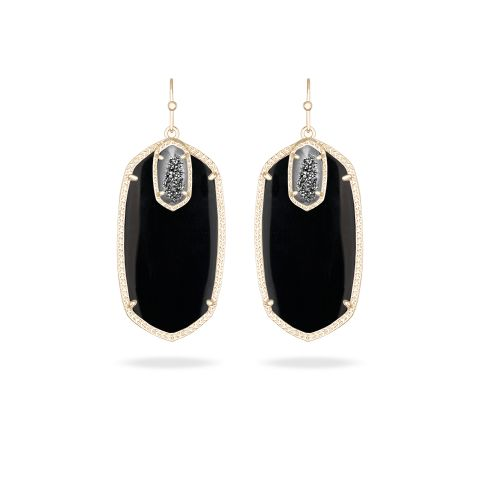 Darcy Earrings- Customizable at the Color Bar™ by Kendra Scott.