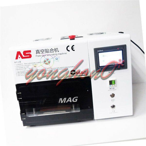 Ebay Sponsored 5 In 1 Hz Mag Oca Laminator 7 Lcd Screen Repair Vacuum Laminating Machine New Screen Repair Laminators Repair
