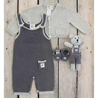 Knitted Cotton Boys $100 Gift Set