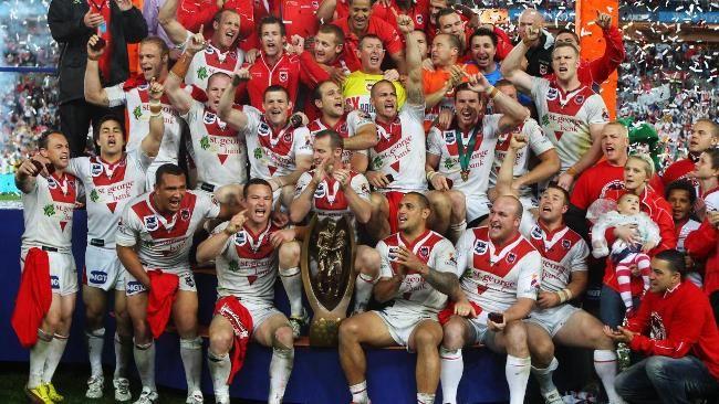 2010 NRL Grand Final victory