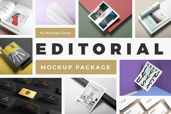 Ad: Editorial Mockup Package  Over 150 professionally created editorial PSD mockups: Brochures, letterheads, business cards, flyers, stationery and many more. All you need to create beautiful presentations, instantly.  #sponsored $49