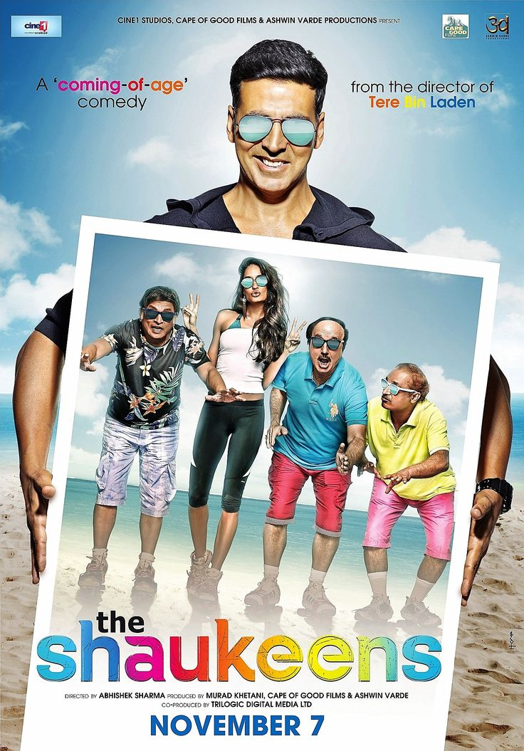 the shaukeens movie psoter
