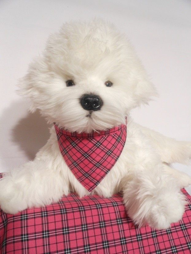 PINK TARTAN BANDANA  $10.00 A little easy tie for all occasions.