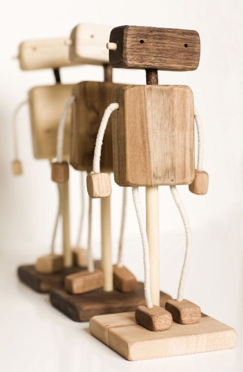 twig toys - handmade wooden toys