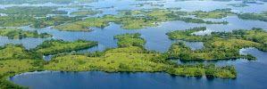 Lago Gatun, near Ciricito, Panama.