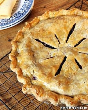 Our best Blueberry Pie Recipe