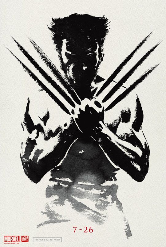 """I am still looking forward to The Wolverine, but this trailer was very """"meh""""."""