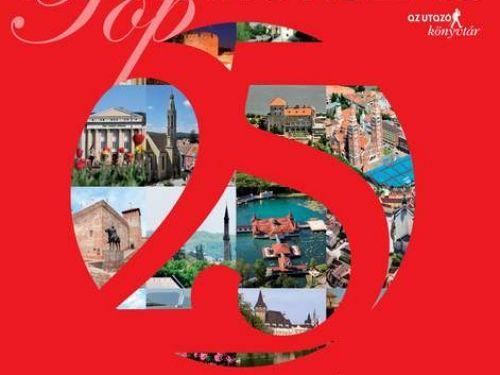 TATA 25 TOP-ban  Tata a TOP 25 turisztikai városok között  Örömmel jelentjük, hogy Tata bekerült az Utazó magazin TOP 25 turisztikai városok kiadványába.