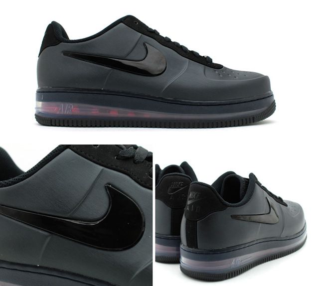 Nike Air Force 1 Foamposite � Black �