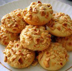 Çay saatlerinde damakları tatlandıracak fındıklı kurabiye tarifini denemek ister misiniz?