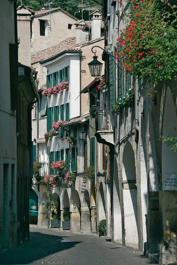 Asolo - Veneto, Italy