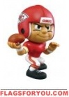 "Chiefs Lil' Teammates Series 1 Quarterback 2 3/4"" tall"
