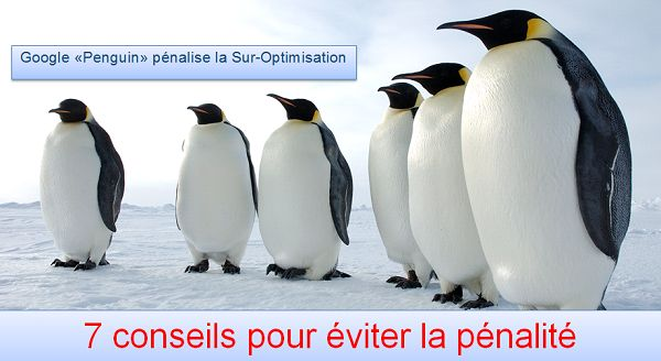 Attention à la sur-optimisation  Google sanctionne ! Le lien de l'article: http://www.agencereferencement-webmarketing.com/google-penalise-la-sur-optimisation/