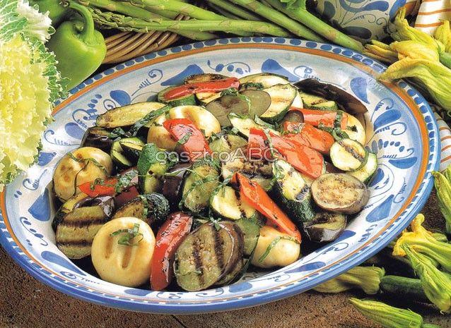Grillezett zöldségek | Receptek