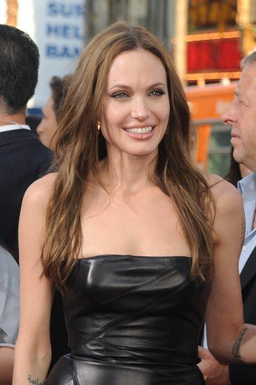 Angelina Jolie     Exercise your face for higher cheekbones at: http://www.FaceFitnessFormula.com