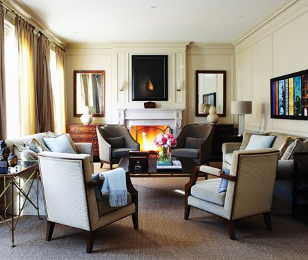 Photo gallery 44 traditional living rooms traditional for Beautiful traditional living rooms