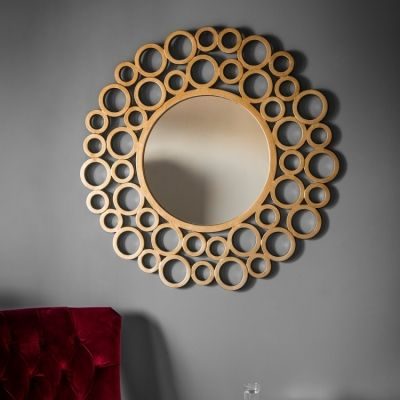 Gallery Direct Wrakes Mirror