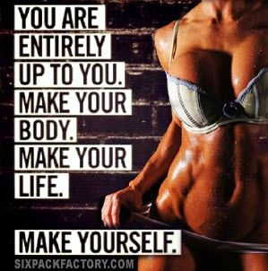Workout Motivation for the day!