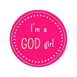 ~~ God girl ~~ I'm a God girl that's who I'll be  From the top of my head to the soles of my feet.... Jamie Grace lyrics :)