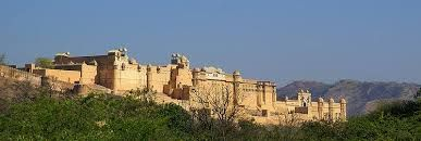 The 'Artchill' exhibitions can be found at the heart of Amer Fort, Jaipur