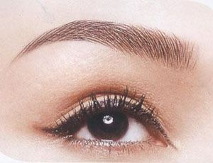 Semi Permanent Eyebrows http://thecantankerouscupcakes.blogspot.com/2014/02/tattooing-my-face-my-love-with.html