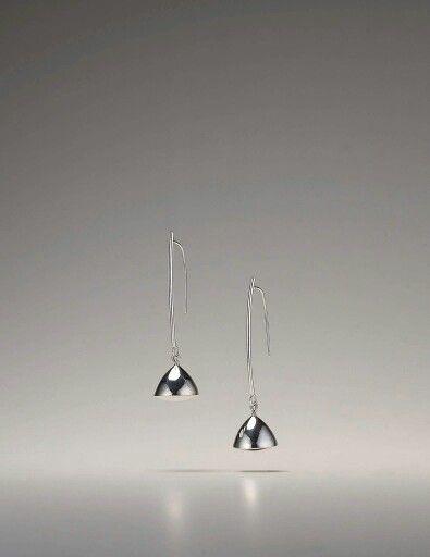 No. 1015SFSTE material: sterling silver #silverjewelry #sohyungjoo #silverearrings