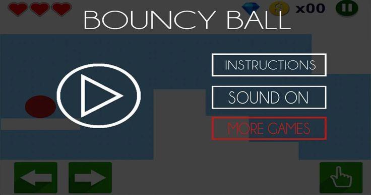 Bouncy Ball - screenshot