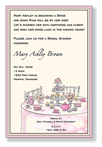 Games For Kitchen Tea Bridal Shower 17 Best Images About Kitchen Tea Invites On Pinterest