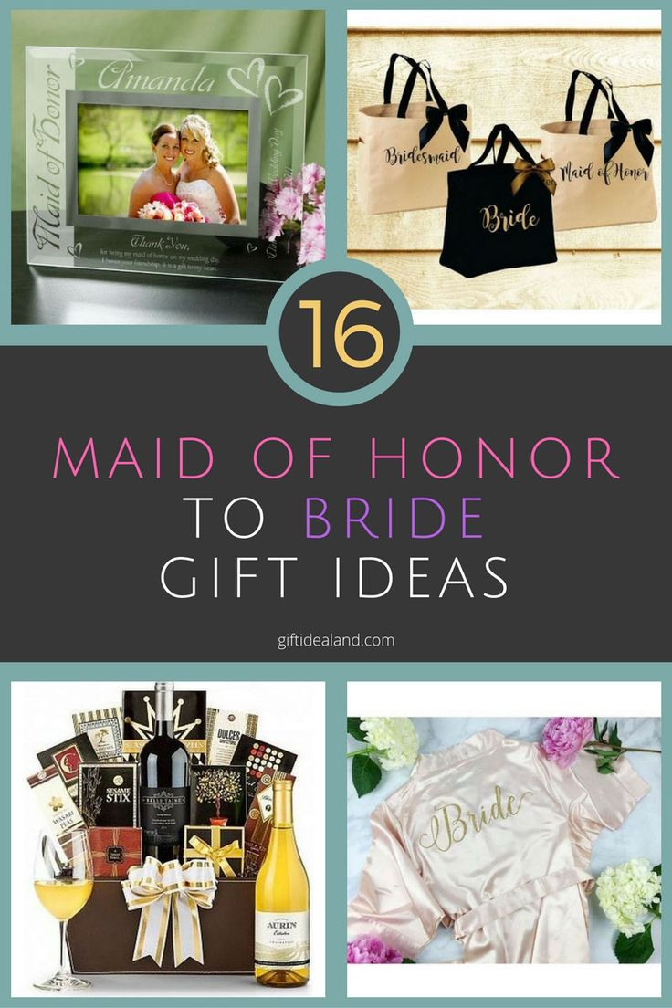 27 great maid of honor gift to bride ideas bride gifts