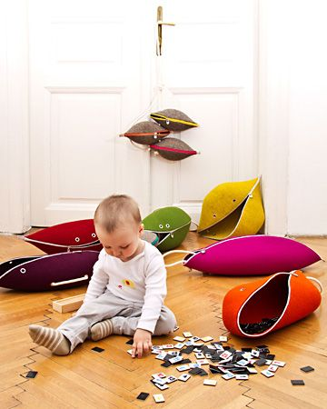 Guest Post by Kickcan  Conkers - stylish kids home accessories