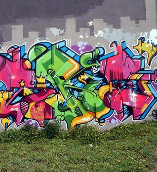 Best Cool Graffiti Images On Pinterest Graffiti Street Art - 21 amazing examples of graffiti