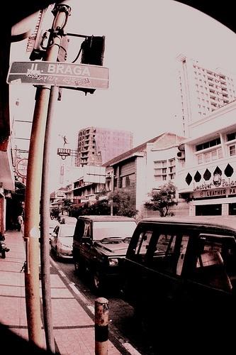 #JalanBraga #Bandung