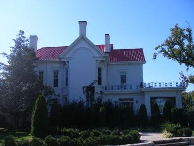 Blackwood Hall In Shelbyville Kentucky Colonel Harlan