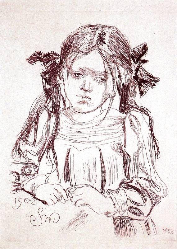 Stanisław Wyspiański, Helenka, 1902