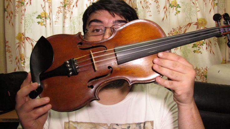 Aprendiendo a tocar solo | Episodio 0 | Violin