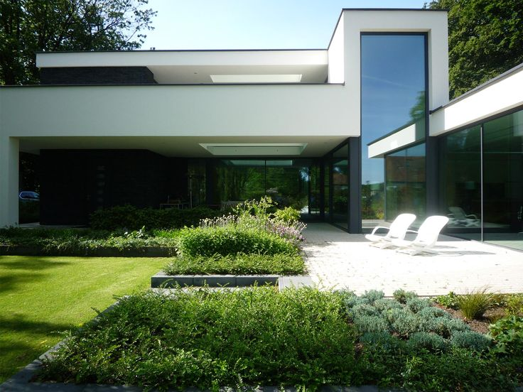 17 best images about kubistische bouw on pinterest house for Villas modernes architecture