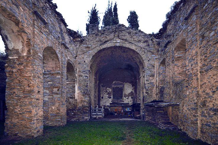 Région de la Bravone - Linguizzetta, Ancien couvent de Verde