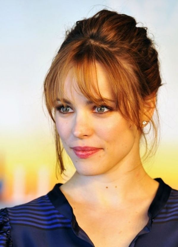 30 Best Bangs For Round Face 2018 Haircut For Big Forehead Hair Styles Long Hair Styles